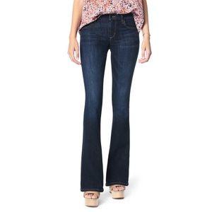 Joe's Jeans Auria Curvy Bootcut Mid Rise Jeans